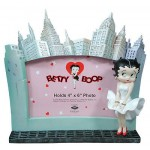 Betty Boop Picture Frame Cool Breeze Design W6992 (retired Item)