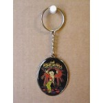 Betty Boop Key Chains Lot #34 Mas Caliente Design. Two Pieces.