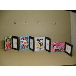 Betty Boop Picture Frame Sitting On Moon Design # C (retired Item)