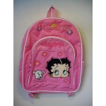 Betty Boop Back Pack Face With Pudgy Design