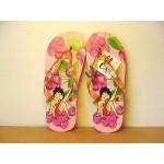 Betty Boop Flip Flops Grapes Design Size Small
