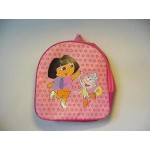 Dora The Explorer And Boots Back Pack Light Pink