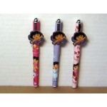 Dora The Explorer Pens Three (3) Piece Set #01