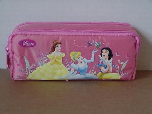Princess Pencil Case Light Pink #01