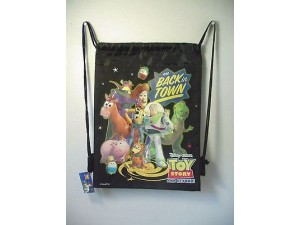Toy Story Book Bag / Cinch Sack Black #21