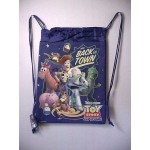 Toy Story Book Bag / Cinch Sack Blue #20