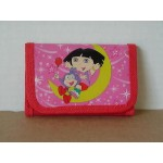 Dora The Explorer Mini Tri Fold Wallet Dark Pink #11