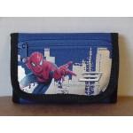 Spiderman-3 City Mini Tri Fold Wallet Black #29