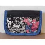 Spiderman-3 Spiders Mini Tri Fold Wallet Blue #30