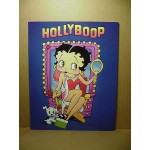 Betty Boop Post Card #14 Hollyboop Design 8x10