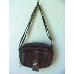 Pocketbook / Purse #17 Shoulder Bag Black 3013