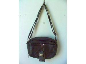 Pocketbook / Purse #17 Shoulder Bag Black 3013