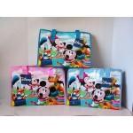 Disney Tote Bag Mickey Mouse & Friends #1 Dark Blue