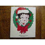 Betty Boop Windsculpture Christmas Design (retired Item)