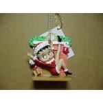 Betty Boop Ornament Chimney 247