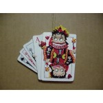 Betty Boop Ornament Cards Queen Of Hearts 250