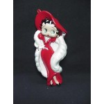 Betty Boop Ornament Mae West