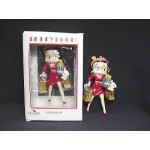 Betty Boop Ornament Shopping W / Pudgy #241 (retired)
