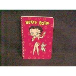 Betty Boop Spiral Notebook Kisses Design With Matching Pen