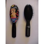 Betty Boop Hair Brush Biker Design