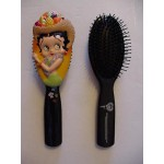 Betty Boop Hair Brush Hawaiian Design (retired)
