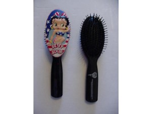 Betty Boop Hair Brush USA Design