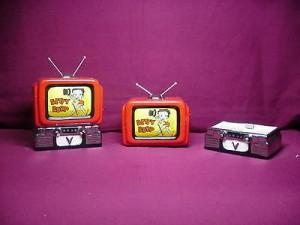 Betty Boop Trinket Box TV Design (retired)