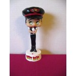 Betty Boop Bobber Talking Biker Design