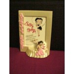 Betty Boop Picture Frame Talking Leg Up Design