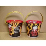 Betty Boop Tin Bucket (mini) Devil Design (retired)