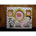 Betty Boop Picture Frame Triple Picture Design