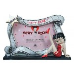 Betty Boop Picture Frame Leg Up Design W6993 (retired Item)
