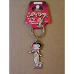 Betty Boop Key Chains Lot #39 Hawaiian Zipper Pull Design Two Pieces.