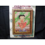 Betty Boop Magnetic Puzzle 36 Pieces Cool Breeze Design (retired Item)