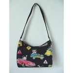 Betty Boop Pocketbook / Purse #24 Hobo Design Cars