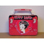 Betty Boop Mini Lunch Box Biker Design