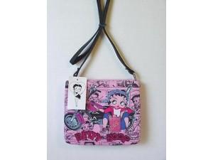 Betty Boop Pocketbook / Purse #21 Biker Gas Can Design Pink