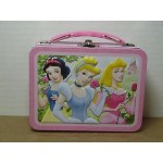 Princess Mini Lunch Box Three Princesses Design #05