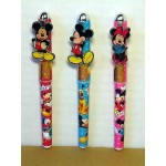 Mickey & Minnie Mouse Pens Three (3) Piece Set #05