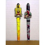 Spongebob Squarepants & Spiderman Pens Two (2) Piece Set #14
