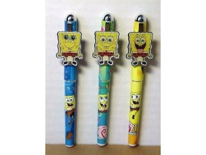 Spongebob Squarepants Pens Three (3) Piece Set #02
