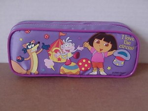 Dora The Explorer Pencil Case Purple #10