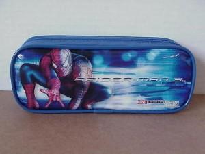 Spiderman-3 Pencil Case Blue #13