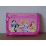 Princess Snow White Mini Tri Fold Wallet Light Pink #07