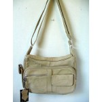 Pocketbook / Purse #16 Shoulder Bag Beige 3001