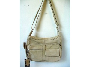 Pocketbook / Purse #16 Shoulder Bag Beige 3001