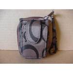 Wristlet Wallet Combination #01 Dark Brown