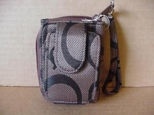 Wristlet Wallet Combination #01 Dark Brown