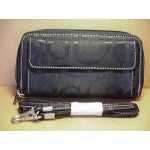 Purse Wallet Combination #02 Black
