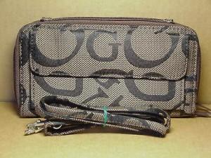 Purse Wallet Combination #03 Brown